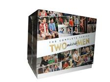 Two and a Half Men: The Complete Series Seasons 1-12 (DVD, 2015, 39-Disc Set)
