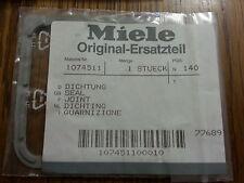 1074511 GUARNIZIONE detersivo contenitore Miele Lavastoviglie NUOVO OVP PROD