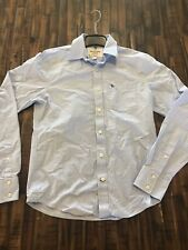Abercrombie & Fitch Size Large Men's Muscle Fit Button Front Long Sleeve Shirt