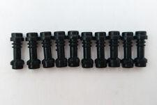 Weapons Gift Parts Lightsaber Hilt Minifigures Building Toy Black 10 Pcs #More