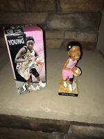 Sophia Young Bobblehead San Antonio Silver Stars WNBA Rare w/ Box