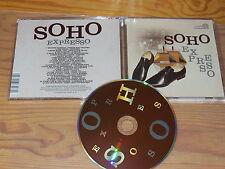 SOHO EXPRESSO - V.A. / ALBUM-CD 2016 MINT-