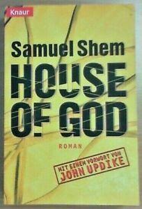 House of God - Roman von Samuel Shem - UNGELESEN!