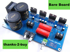 AC Dual 25V Power 120W*2 TDA7294 BTL AMP Power Amplifier Board PCB Bare Board