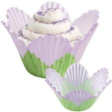 Wilton Lavender Petal Disposable Baking Cups, 24 Count