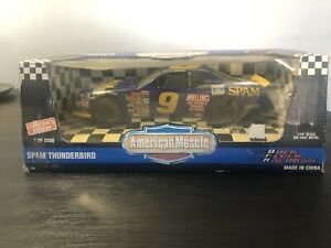 1995 Lake Speed #9 SPAM / Melling Ford 1/18 ERTL American Muscle NASCAR Diecast