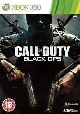 Call OF DUTY BLACK OPS XBOX 360/XBOX ONE PAL come nuovo - 1st Class consegna veloce