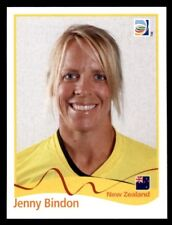 Panini Women's World Cup 2011 - Jenny Bindon New Zealand No. 123