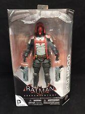 RED HOOD DC Comics Batman Arkham Knight DC Collectibles MOC GameStop Figure