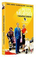 """DVD """"LES PETITS MEURTRES D AGATHA CHRISTIE : PENSION VANILOS"""" neuf sous blister"""