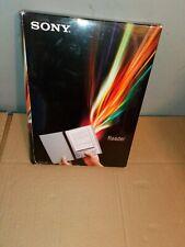 Sony PRS-505 Digital Lector de Libros Wi-Fi, 6in-Plateado
