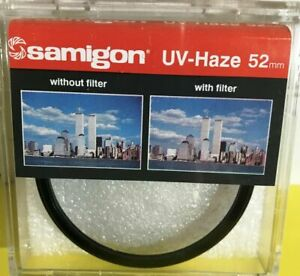 Samigon UV-Haze 52mm Camera Filter