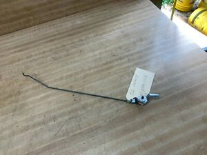 2000-2006 SENTRA DECK LID TRUNK LATCH ROD AND LEVER