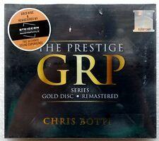 The Best of Chris Botti GPR 24K GOLD CD REMASTERED BY STEIGERN New Sealed