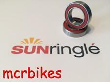 SUN RINGLE BLACK FLAG/ CHARGER PRO REAR WHEEL HUB BEARING KIT CHROME STEEL