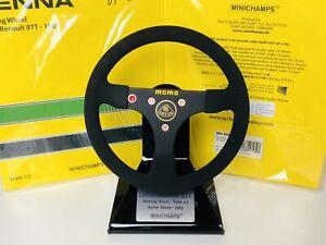 1/2 Minichamps Ayrton Senna Lotus Renault 1985 Steering Wheel