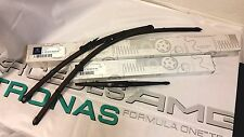 Genuine OEM Mercedes Benz ML Class W164 Front & Rear Wiper Blade Set 2006-2011