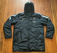 Nike PSG Paris Saint-Germain Football Soccer Sideline Jacket Size XL 631835-010