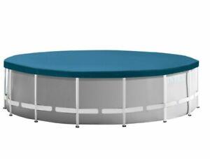 ☀️ INTEX Pool-Set Prism Frame Rondo NEU☀️ H: ca. 457 x 122 cm ☀️