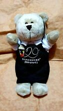 Starbucks 20th Anniversary bearista