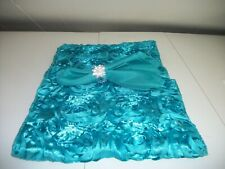 13Pc Allover Turquoise Dinning Table Accessories
