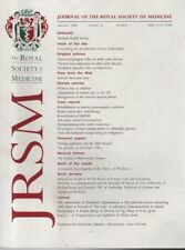 JOURNAL OF THE ROYAL SOCIETY OF MEDICINE (January 1998) PROSTATE IN CLEVELAND