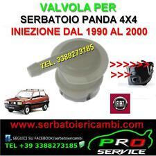 Valvola di sfiato recupero vapori per serbatoio Fiat panda 4x4 a iniezione