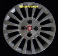 Fiat Punto 188 Dal 2003 >Set 4 Borchie Coppe Ruota Copricerchi 14 Brunita 1294NR