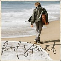 Rod Stewart - Time [New CD]