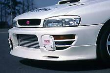 JUN AUTO FRONT LIP SPOILER  For SUBARU IMPREZA WRX GC8 - 8001W-F001