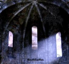 Mors Aeterna - Sanctification CD 2009 digi black metal France