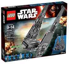 LEGO STAR WARS 75104 Kylo Ren's Command Shuttle General Hux First Order Office