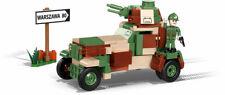 Construction Toy Small Army wz.34 - Light Armored Car Building Bricks Cobi