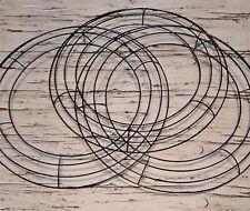 1 Fall Swag Metal Wreath Frame DIY Floral Crafts Wire Form Decor=> U CHOOSE