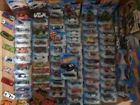 Hotwheels RANDOM PICKED SELECTION 10 CAR BUNDLE (ExcellentCondition) *All Boxed*