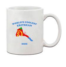 World's Coolest ERITREAN Mom Ceramic Coffee Tea Mug Cup
