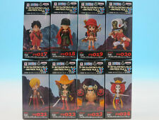 One Piece World Collectible Figure FILM Z vol. 3 Complete set of 8 Banpresto