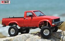 RC4WD Trail Finder 2 RTR Mojave II RED Body Shell Set Z-RTR0024 Just add battery