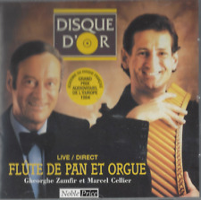 CD Flute Pan And Organ Gheorghe Zamfir And Marcel Larder 3044
