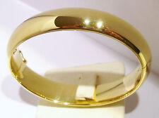 Scharnier Armreif 585 Gold 14kt (LP3600€) Klappscharnier Goldreif NEU Juwelier