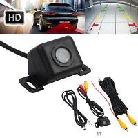 HD Car Rear View Night Vision Cam Reverse Parking Backup Camera Kit Waterproof