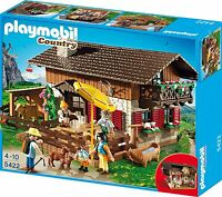 Playmobil 5422, Almhütte, Country, NEU & OVP