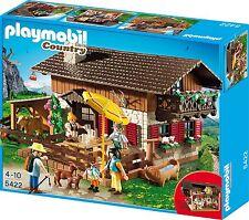 Playmobil 5422, Almhütte, Country, NEU & OVP