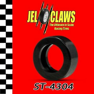 Jel Claws ST 4304 Carrera GO!!! NASCAR Front & Rears Mid America Raceway