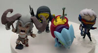 Lot Of 4 Blizzard Cute But Deadly Series 2 Four Action Figures New Open Box