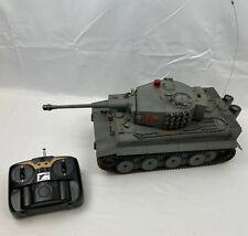 Torro 1:16 RC Tiger Panzer - Battle Tank - mit Fernbedienung & Sound