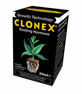 50ml Clonex Rooting Gel Stecklingsgel Wurzelstimulator Bewurzelungshormon