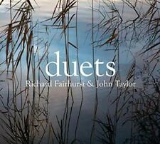 Richard Fairhurst And John Taylor - Duets (NEW CD)