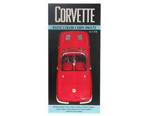 Corvette Color Chips Guide Paint Codes