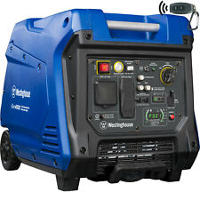 Westinghouse 4,500-W Portable RV Ready Gas Inverter Generator with Remote Start